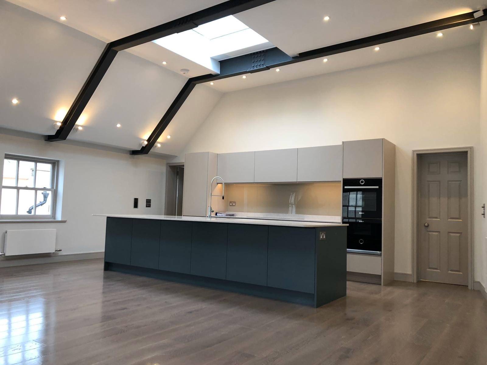 Residential conversion image